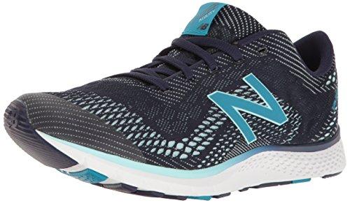 New Balance de las mujeres VAZEE agilidad V2formación cross-trainer Shoe azul, mezclilla (Dark Denim/Ozone Blue)