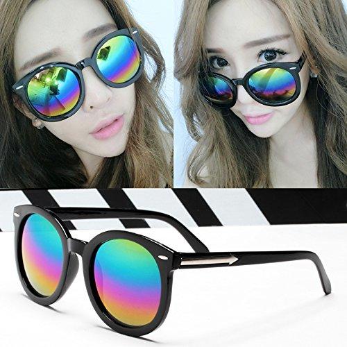 élégante nouvelle personnalité des lunettes de soleil mesdames les lunettes  de soleil les lunettes la marée ff863399fd08