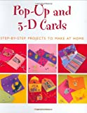 Pop-Up and 3-D Cards, Emma Angel, 1843402289