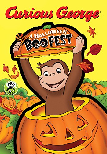 curious george a halloween boo fest by rey h a