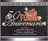 img - for Los Flamers el Flamazo Musical de Mexico 2CD+DVD book / textbook / text book