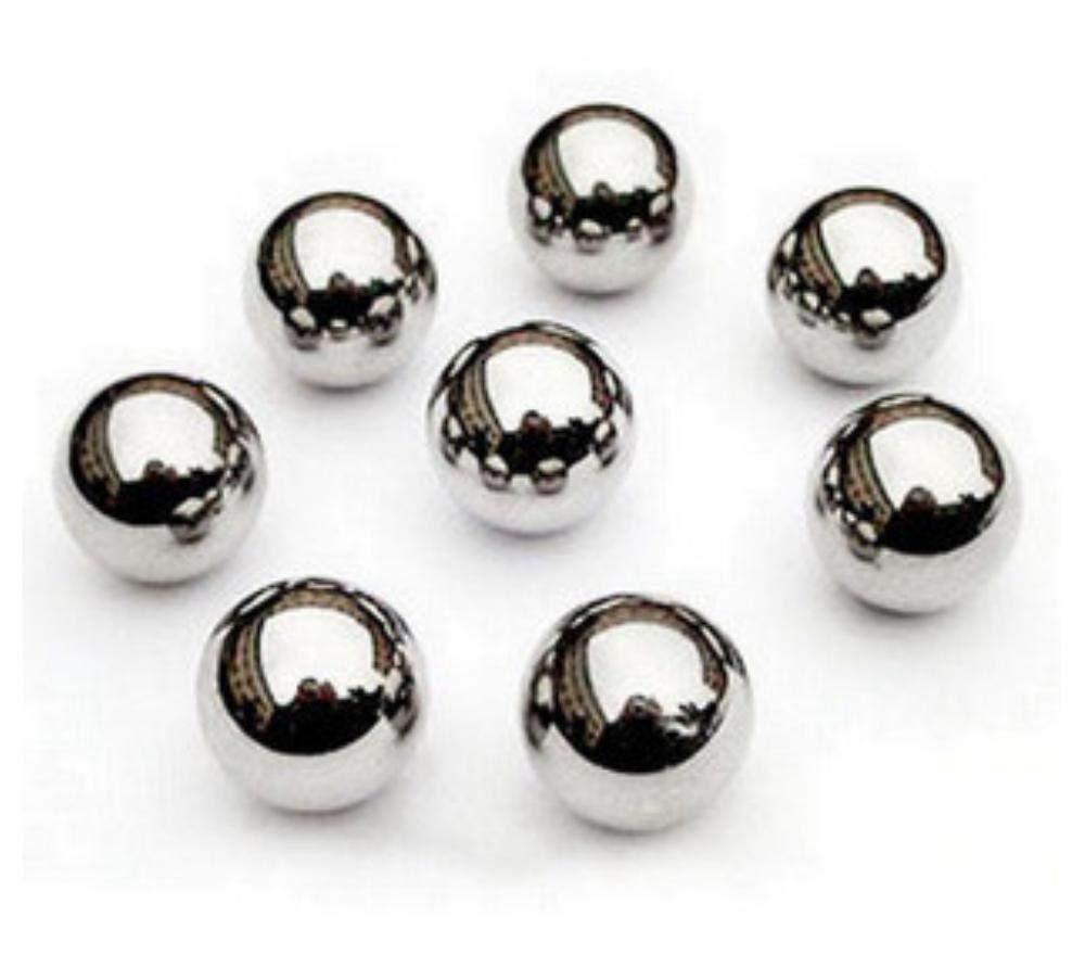 14,288 mm Lager Stahlkugel-10,4 mm 10 Stk 13,494//14 Stahlkugel 12,3//12,4//12,5//12,6//12,7//13