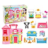 Siyushop Cute Anime Cartoon Pattern Toy Baby Educational Toy, Role Playing Game Toy