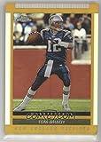 Football NFL 2003 Draft Picks and Prospects Chrome #55 Tom Brady