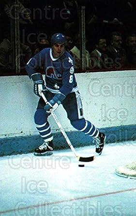 (CI) Marc Tardif Hockey Card 1982-83 Quebec Nordiques Postcards 23 Marc  Tardif 0d6889726