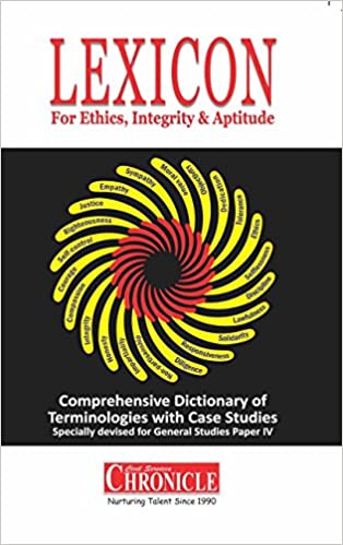 Lexicon For Ethics ,Integrity and Aptitude