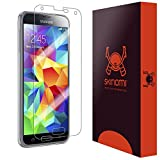 Samsung Galaxy S5 Screen Protector (Galaxy S V), Skinomi TechSkin Full Coverage Screen Protector for Samsung Galaxy S5 Clear HD Anti-Bubble Film