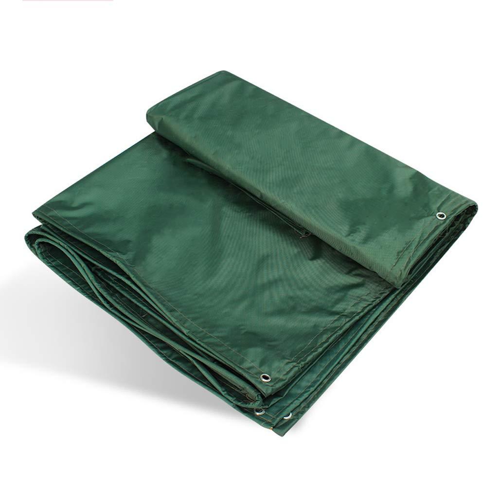 防水布、厚い防水布オックスフォード布オーニング布サンシェードキャンバス車の防水シート 4*5m  B07JNNHQKV