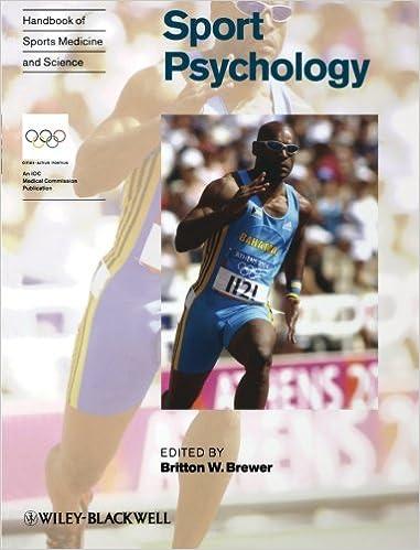 Free download electronics books pdf Handbook of Sports Medicine and Science, Sport Psychology in Irish PDF DJVU FB2 1405173637