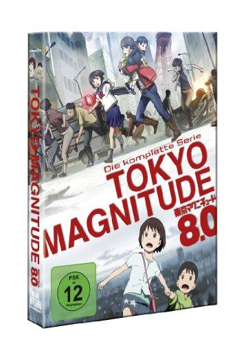 Tokyo Magnitude 8.0-die Komplette Serie [Import allemand]