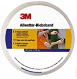 3M Allwetter Klebeband 48mm x 20m, transparent