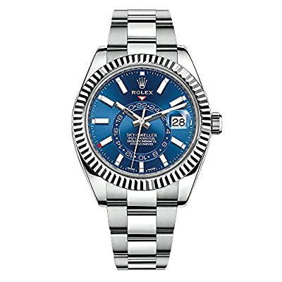 Rolex OYSTER PERPETUAL SKY-DWELLER Blue dial 326934 from Rolex
