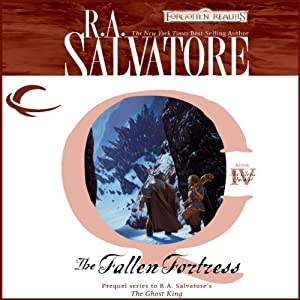 The Fallen Fortress Audiobook