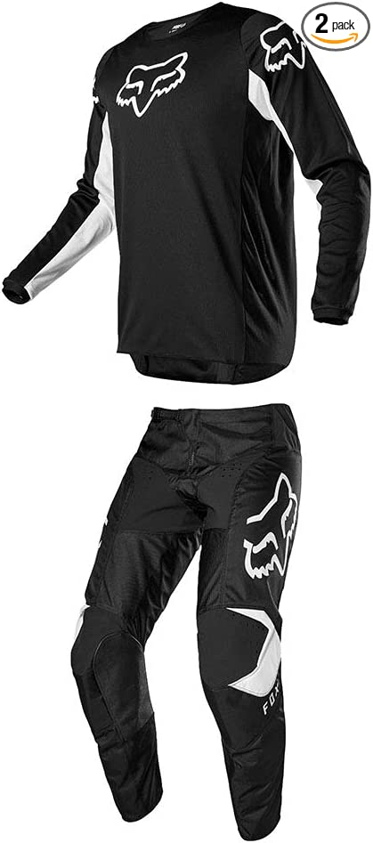 BLK M//32 Fox Racing 180 Prix Jersey//Pants Set