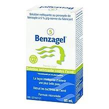 Benzagel Acne Gel and Wash, 85ml