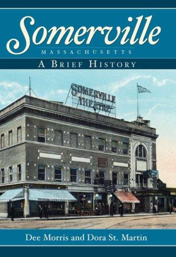 Somerville, Massachusetts:: A Brief History PDF ePub fb2 ebook