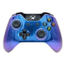 """""""Enigma"""" Xbox One Rapid Fire Modded Controller for COD BO3, MW Remastered, Ghosts, Destiny, GOW 4, Battlefield 1: Quick Scope, Drop Shot, Auto Run, Sniped Breath, Mimic, More (3.5 mm jack)"""