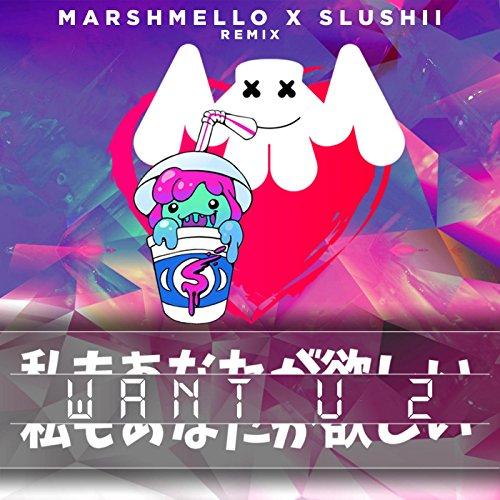 Want U 2 (Marshmello & Slushii...