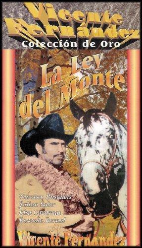 La Ley Del Monte [Vicente Fernandez Coleccion de Oro] SPANISH EDITION (Love Ley)