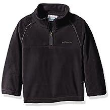 Columbia Boys' Glacial Half Zip Jacket