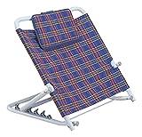 KosmoCare Premium Imported Adjustable Bed Back Support (56 cm X 56 cm)