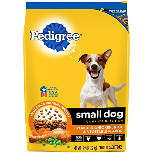 PEDIGREE-Small-Dog-Adult-Complete-Nutrition-Roasted-Chicken-Rice-Vegetable-Flavor-Dry-Dog-Food-159-Pounds