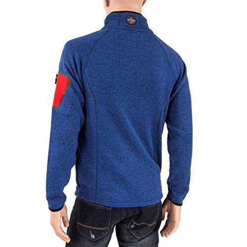 L Norway Homme Polaire Triangle Bleu Gilet Geographical YwOqHHg