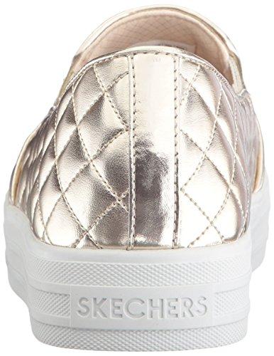 Enfiler Double Femme Up Duvet Baskets Skechers Doré nIT0Zdx