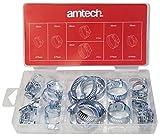 Am-Tech Hose Clamp Assortment (26 Pieces)