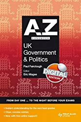 A-Z UK Government and Politics Handbook + Online (Complete A-Z)