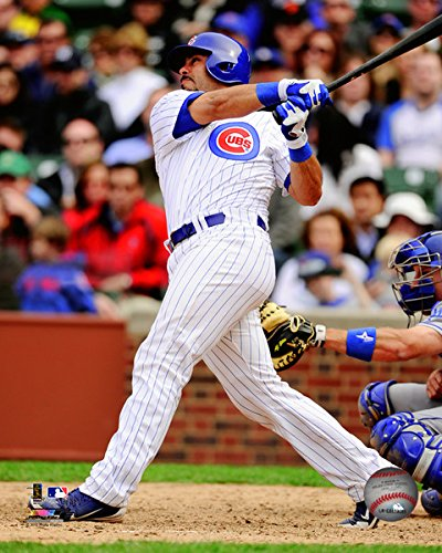 Photograph Chicago Cubs Soto - Geovany Soto Chicago Cubs MLB Action Photo (Size: 11