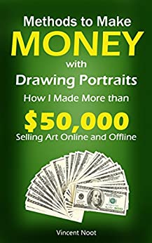 Making money at home methods to make money with drawing for Best way to sell art online