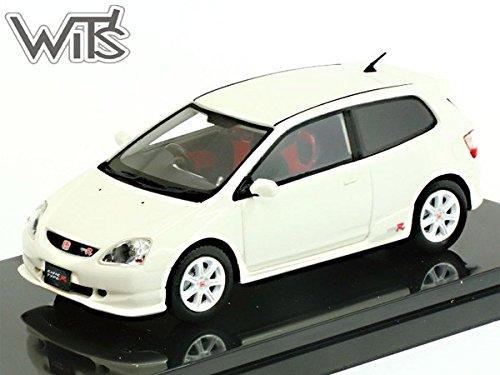 1/43 HONDA CIVIC Type-R EP3 (チャンピオンシップホワイト) W123