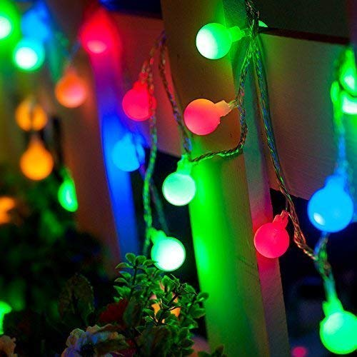 DAYLIGHT String led Lights for Home Decoration Multicolor Color Changing led Lights for Birthday,Party,Festival…