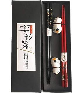generisch S&P Home - Juego de Palillos japoneses para Comer ...