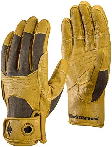 Black Diamond Transition Climbing Gloves, Natural, X-Large ()