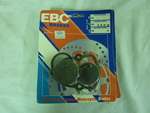 EBC Brakes FA155X Disc Brake Pad Set