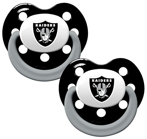 Baby Fanatic Pacifiers Oakland Raiders