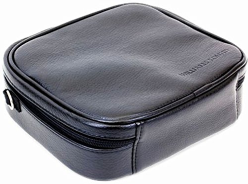 Williams Sound CCS 043 Leatherette Carry Case For use with PFM PRO or Digi-Wave personal communication system; Use with PFM 330, PFM 360, Digi-Wave DLT's, Digi-Wave DLR's by Williams Sound