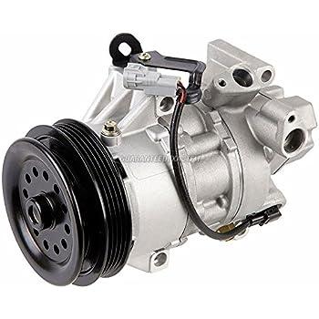 AC Compressor & A/C Clutch For Scion xA & xB 2004 2005 - BuyAutoParts 60-01965NA NEW