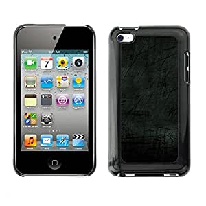 Soft Silicone Rubber Case Hard Cover Protective Accessory Compatible with Apple IPod Touch 4 - Simple Pattern 7