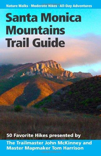 Santa Monica Mountains Trail Guide - McKinney, John