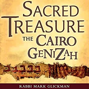 Sacred Treasure - The Cairo Genizah Hörbuch