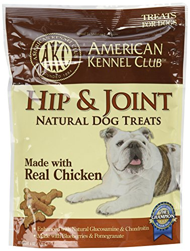 American Kennel Club Chicken All Natural Treats for Hip and