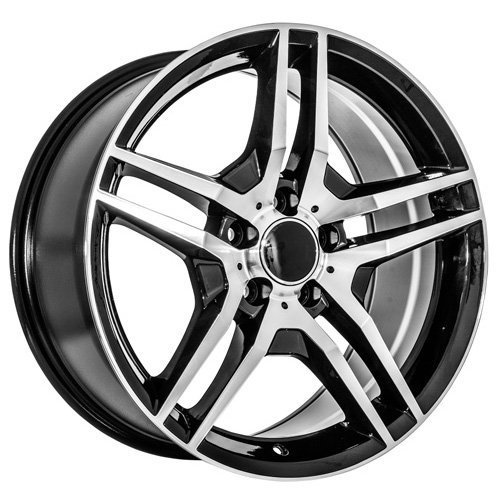 18 Inch Black Wheels Rims - 7