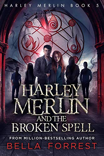Pdf Teen Harley Merlin 5: Harley Merlin and the Broken Spell