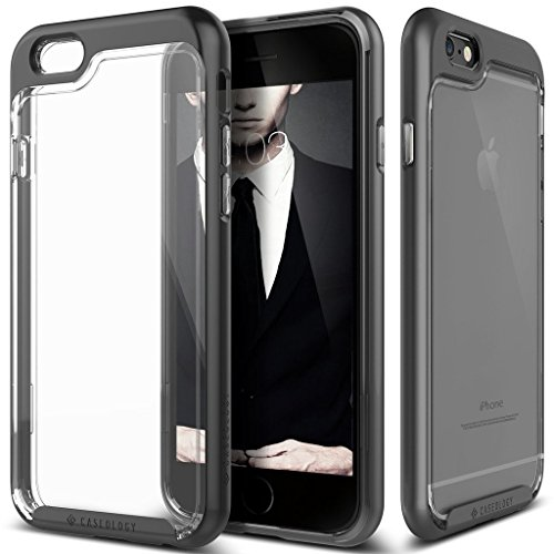Caseology Skyfall for Apple iPhone 6S Case (2015) / for iPhone 6 Case (2014) - Black