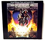 Raiders of the Lost Ark : The Movie on Record : Actual Dialogue , Music & Sound Effects