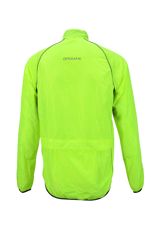 Dinamik Evo Pro Mens Cycling Windbreaker Jacket