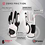 Zero Friction Male Men's Compression-Fit Synthetic